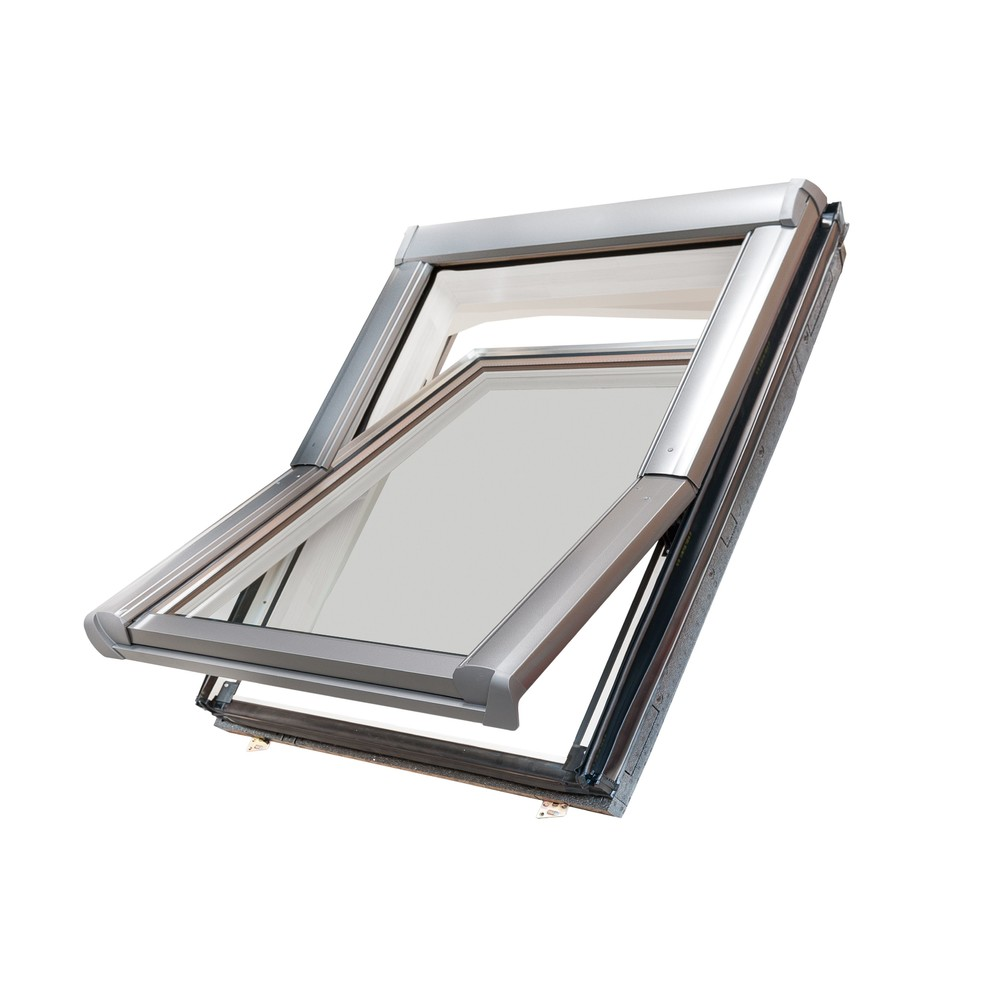 Aluminium LEDlightingroof skylight window