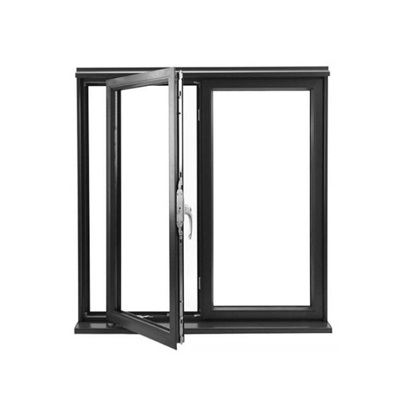 Good choice anti-scratch aluminum profile aluminum glass door and window for office
