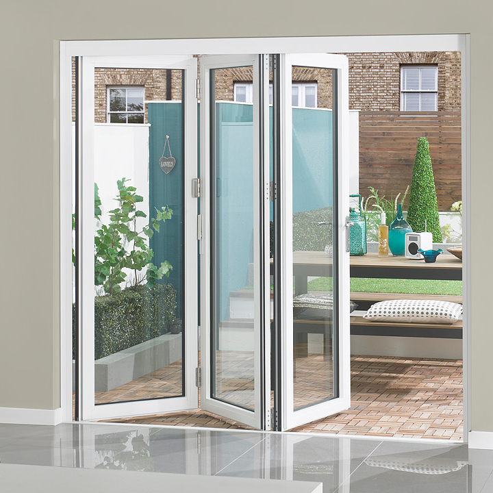 European standard bifolding window manufacturers