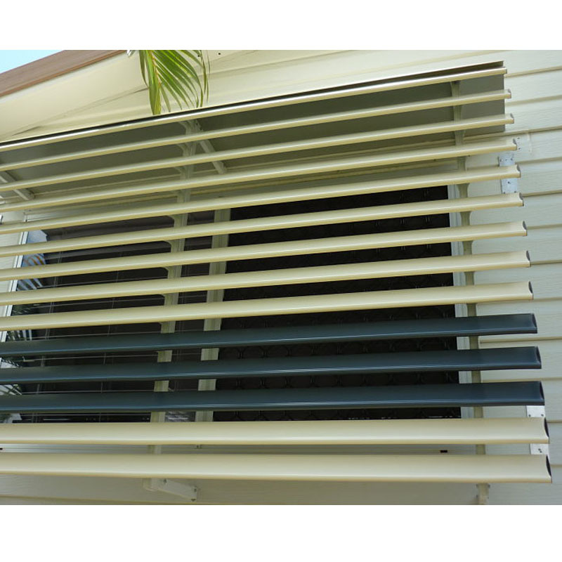 Customised service aluminum window louver awning opening louver