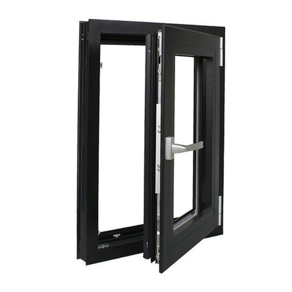 Anodizing Aluminium Window Extrusion Profile Frame