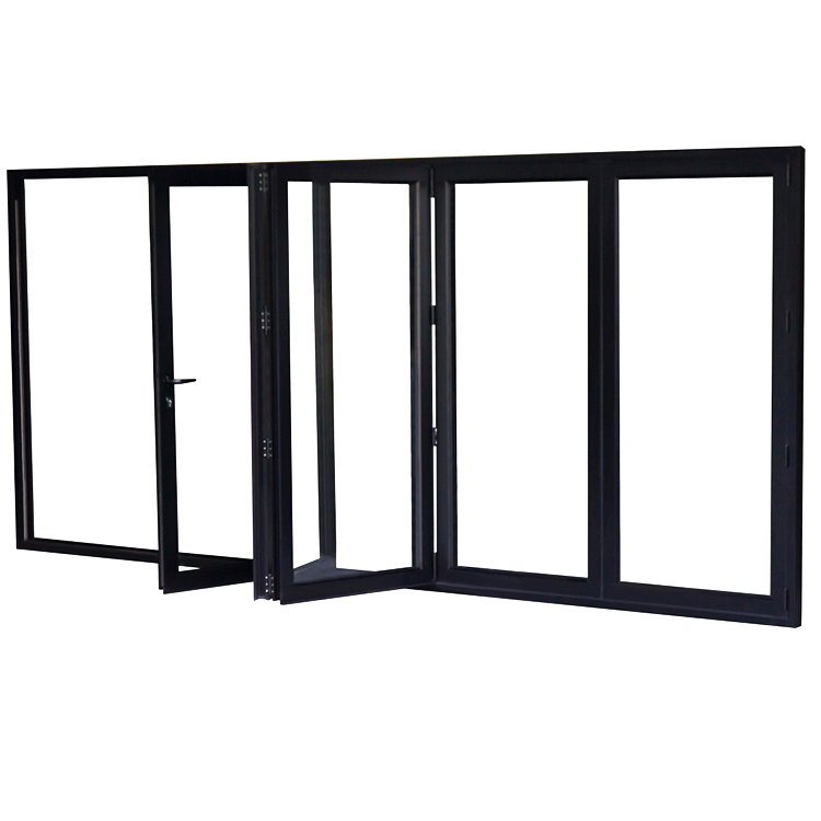 75 series light weight folding door for living room