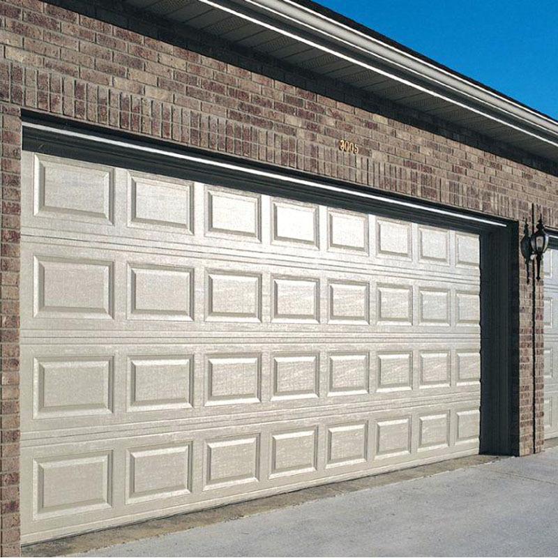 Hot sell American Style Smart Professional Waterproof Garage Door