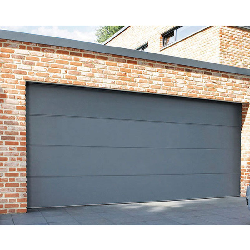 Well done quick lift and close panel replacement aluminum Canada garage door