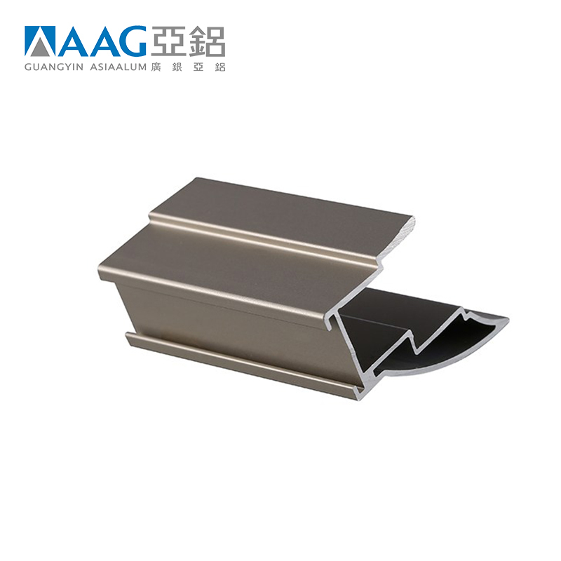 Custom designs anodized Aluminum Profile For furniture