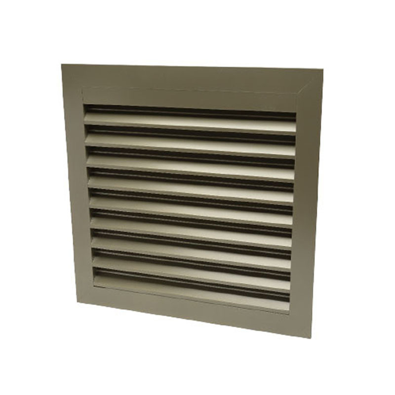 Best selling aluminium alloy material building louvers grille louvre vents