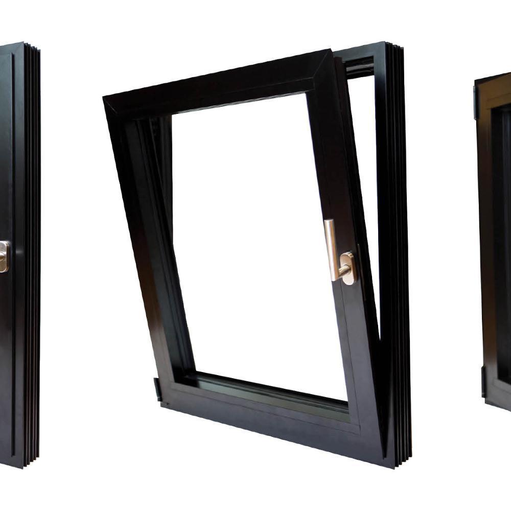 China Aluminum Thermal Break System Tilt-Turn Window Frame