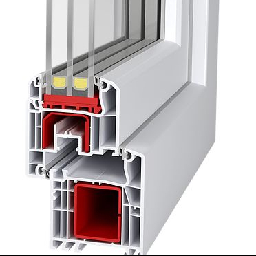AD High-standard Aluminium Window Frame
