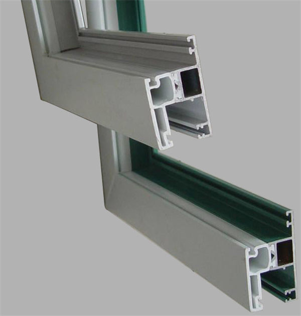 Custom Size Aluminium Sliding Window Section