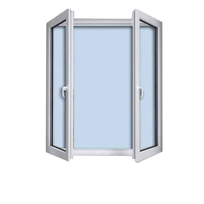 Australia standard AS2047 certified aluminum swing window