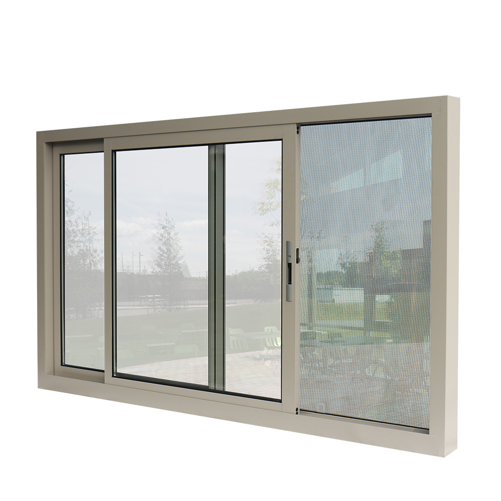 High quality aluminum sliding window price philippines