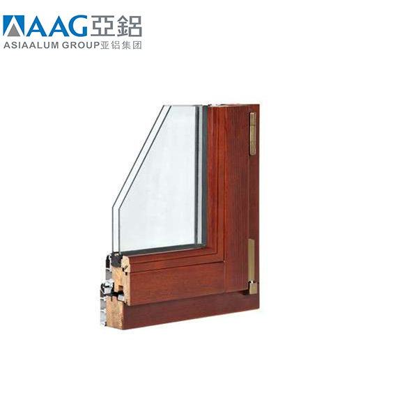 wood grain aluminum window cheap house aluminum windows for sale