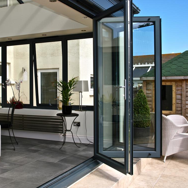 Garden bifolding window manufacturers