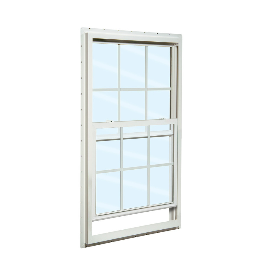 Australian Standard Aluminum Window with Grill Moden Design