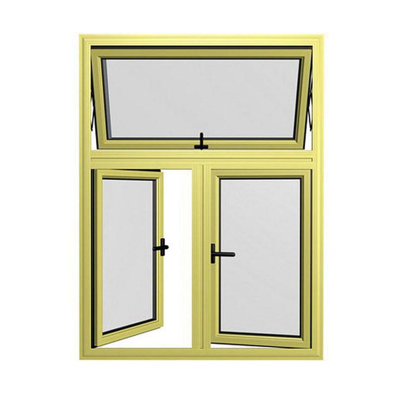 Foshan manufacturer aluminum profile for jalousie window and sliding door