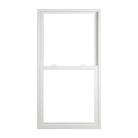 Aluminum Stronger Vinyl Single-Hung Window