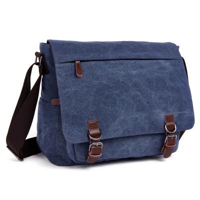 Women Casual Canvas Message Bag For Men And Laptop Shoulder Bags
