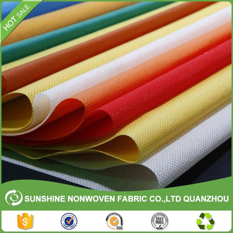 Laminated spunbond fabric price per meter/ non woven bag