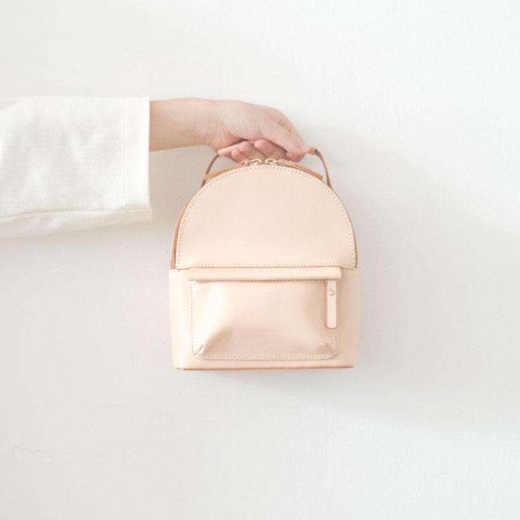 mochilas Mini Ladies Backpack Hot Sale Women Backpack Stylish LeatherHandbags Daily Bag