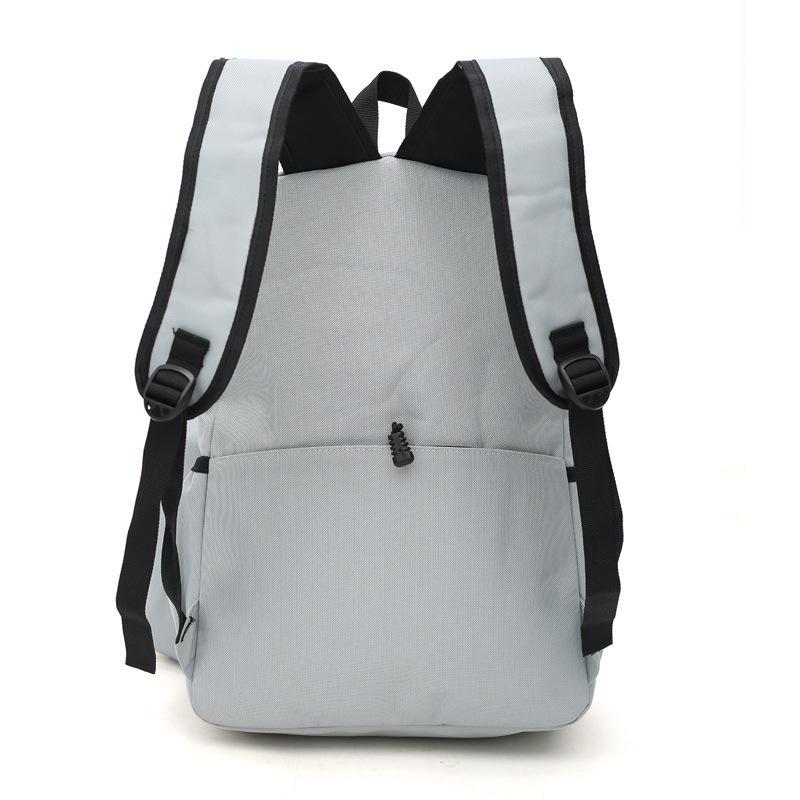 mochilas Cute cat backpack school bags for teenage girls College Wind nylon back pack women solid large Casual backbag bagpack Mochila