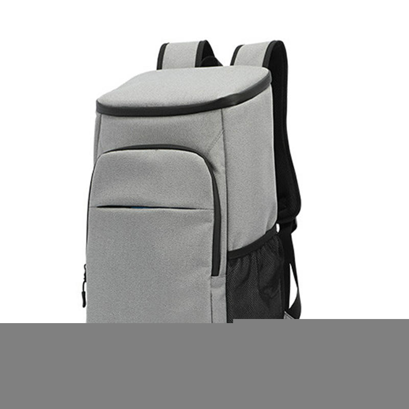 New 30L Soft Cooler Bag 35 Cans 100% Leakproof Cooler Backpack 600D Oxford Waterproof Picnic Thermal Insulated Bag