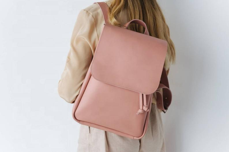 mochilas 2020 New college High School Children PU leather Backpacks Girls boys student pink fashion design waterproof causal backpack bag