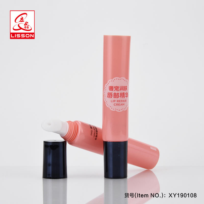 Bpa Free Young Gril Use Cosmetic Tube Packaging With Screw Cap For Lip Blam