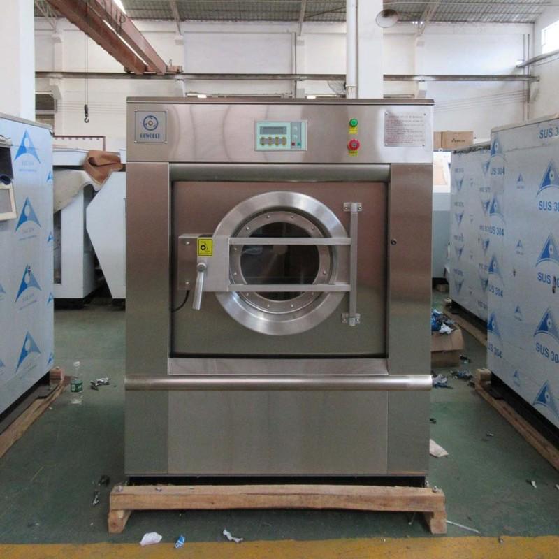 15kg steam heating hospital laundry machine