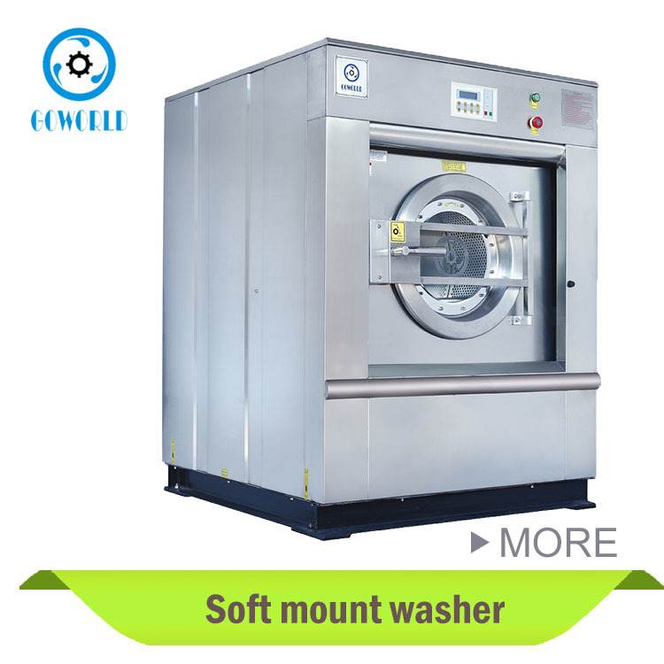35kg laundry hospital machine laundry washing machine