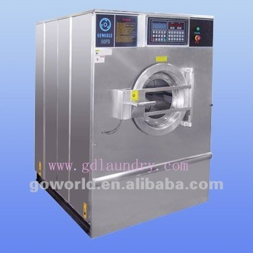 fixed washer extractor,hard mounted washing machine
