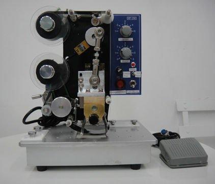 Semi-automatic Ribbon Printer