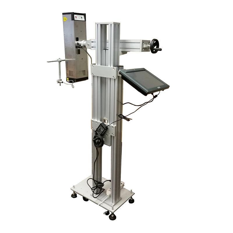 Electric 220V/110V Carbon Dioxide Laser Coding Machine