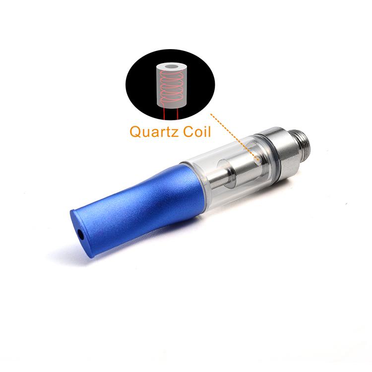 2020 Smart Full Ceramic Dab Rta Quartz Coil Empty Oil Cartridge Vape Carts Atomizer