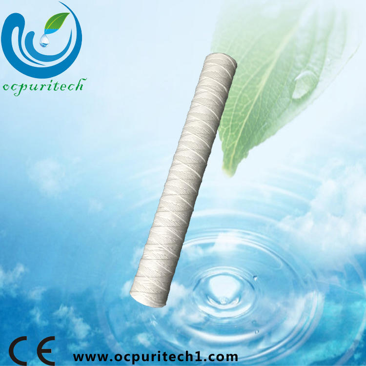 PP String Wound Filter Cartridge Water filter Cartridge