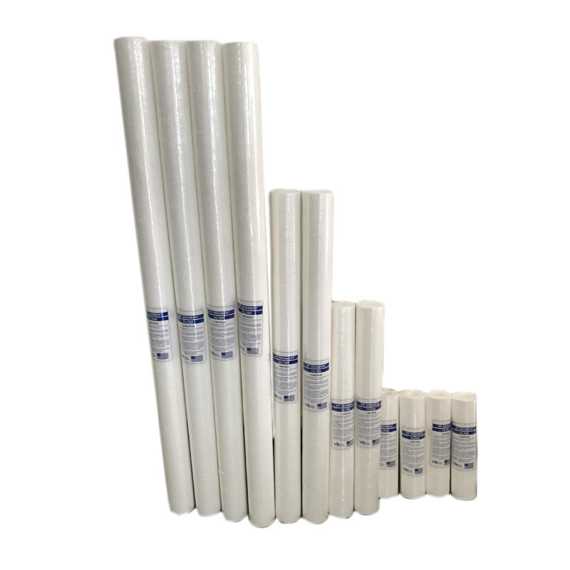 40 inch 5 micron woven pp sedimentwaterfilter cartridge