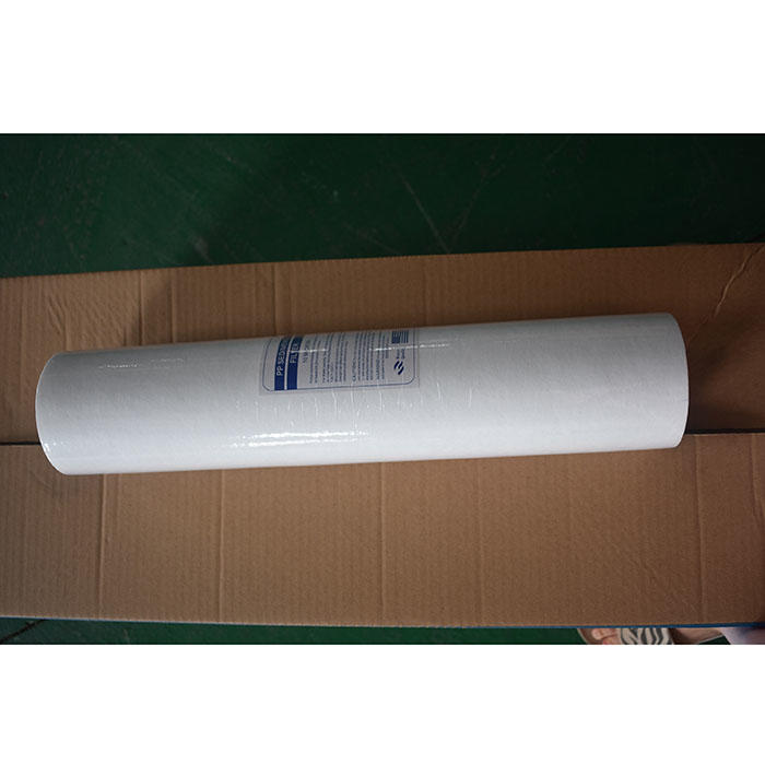 20 inchPP filter cartridge 5 microunder sink RO water cartridge for drinking water