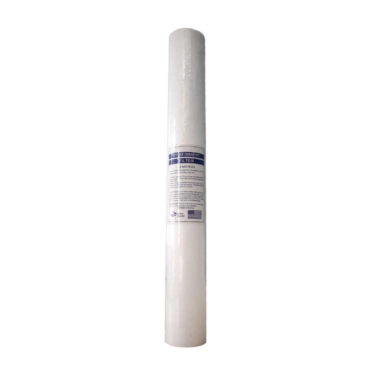 20 Inch pp ro filter cartridge meltbrown water filter cartridge well water filter replacement