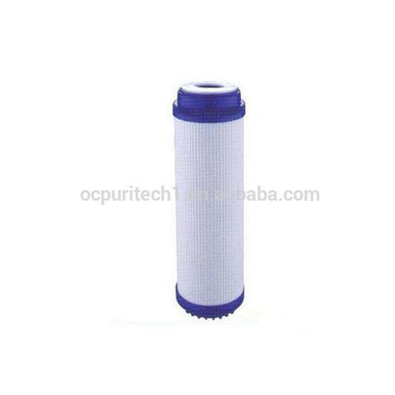 Granular Carbon Filter cartridge for GAC