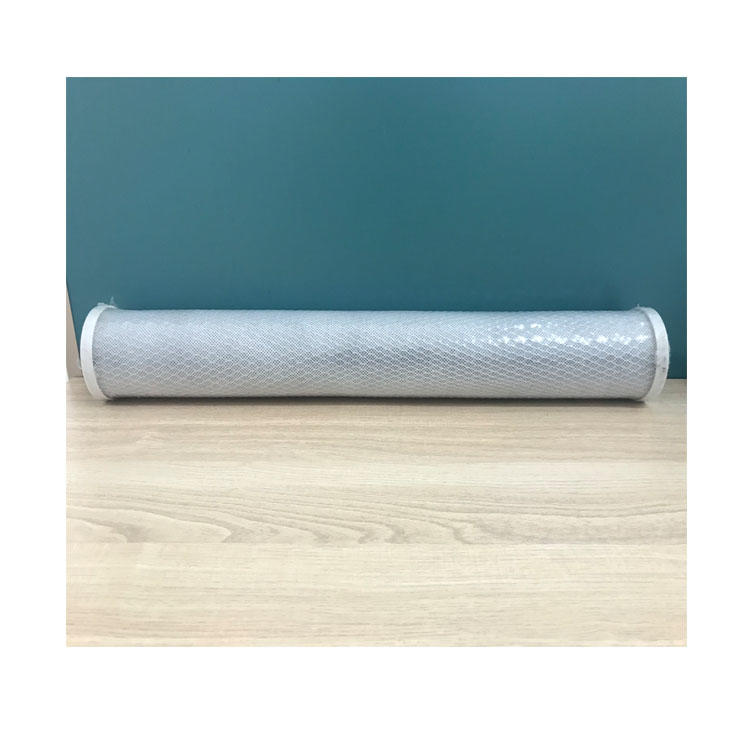 RO machine 20 inch pp water filter activated carbon cartridge sedimentcto water filter for ro system