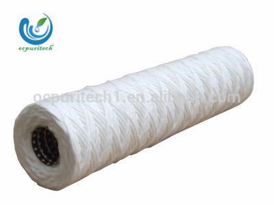 String Wound Filter Cartridge/cotton Yarn Filter Cartridge/glass Fiber Filter Cartridge