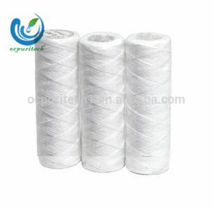 hot sell Pp String Wound Filter Cartridge yarn water filter cartridge