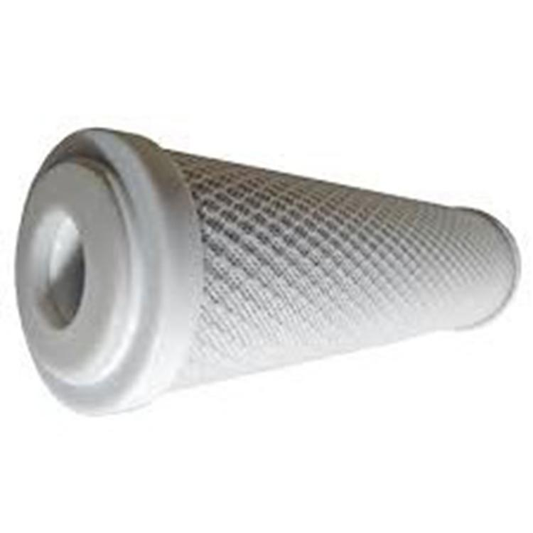 10 inch 10 micron activated carbon CTO water filter cartridge