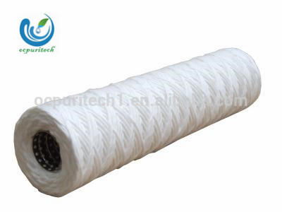 Pp String Wound Filter/cotton Filter Cartridge/5 Micro Wire Wound Filter Cartridge, High Quality Pp String Wound Filter,Cotton F