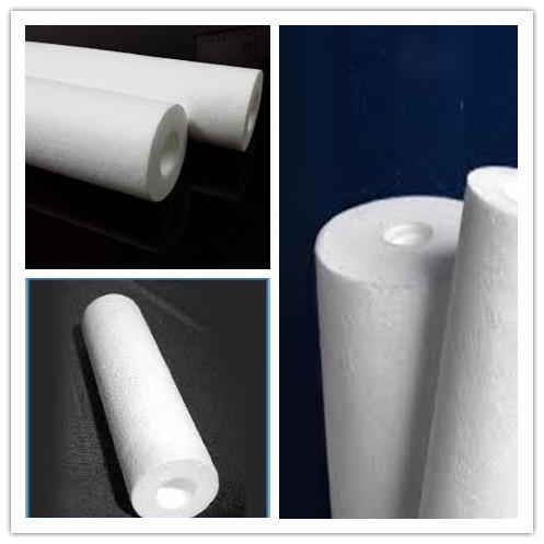 5 micron Jumbo water treatment system filter PP filter cartridge filter