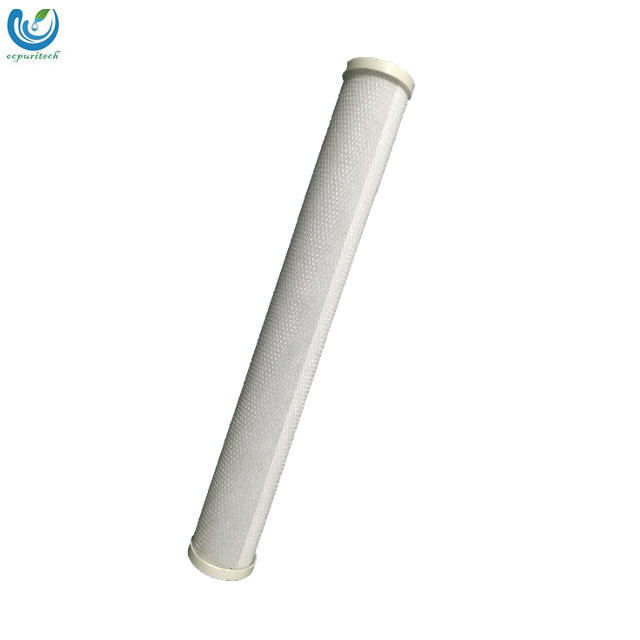 10 micron alkaline CTO activated block carbon water filter cartridge bulk