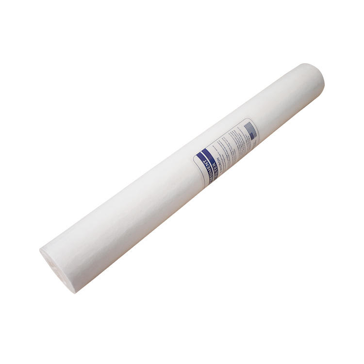 20 inch Element water pp polypropylene filter cartridge