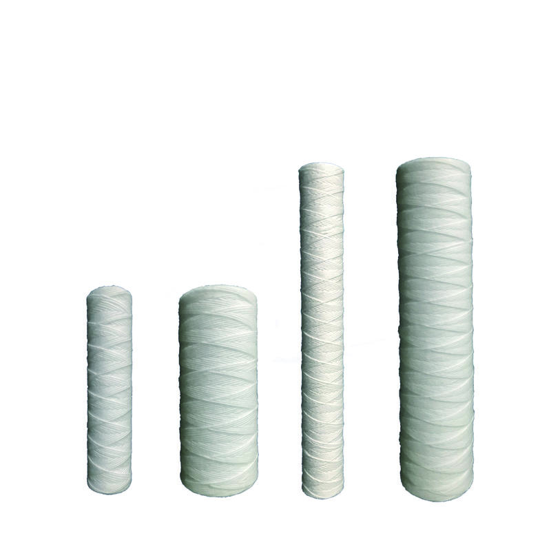 PP String Wound Water Filter Cartridge for 10