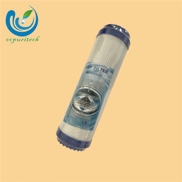 High Quality Gac Udf Carbon 10 Inch Granular activated carbon water filter for Household