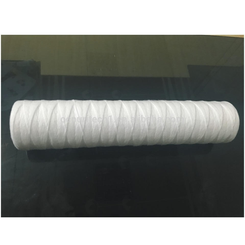 20'' PP yarn cartridge filter for RO system