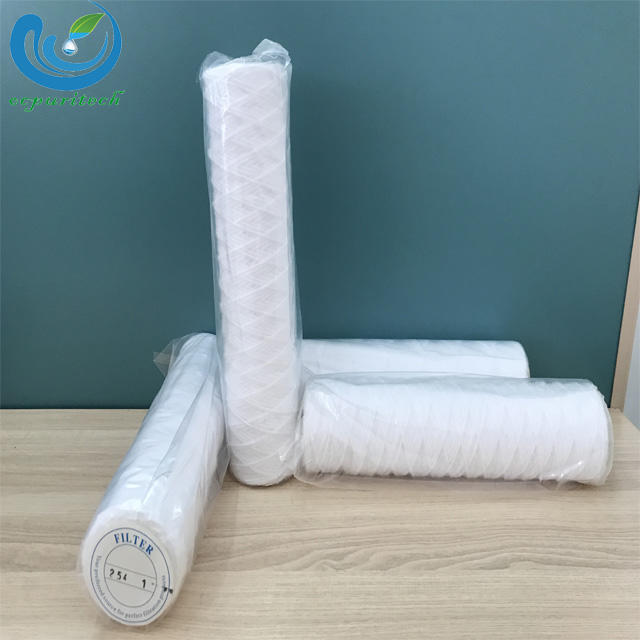 10 Inch 160g Wire wound Filter Cartridge for Household Water and Drinking Water